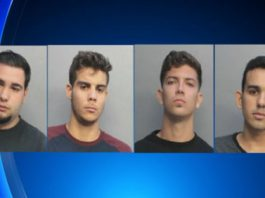 Homophobic Attack Miami