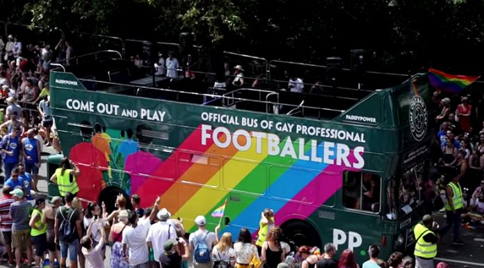 Gay Pride Brighton Event