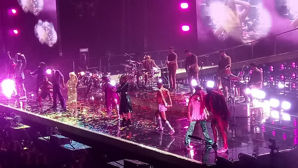 Kylie Golden Tour 2019 Sydney