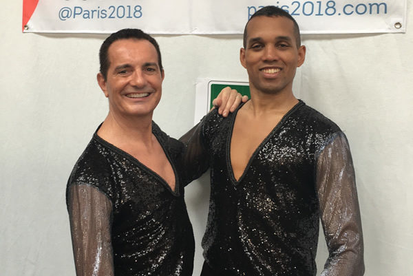 competitive dancesport, gay news, Washington Blade
