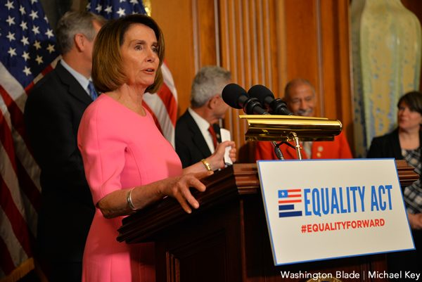 Equality Act, gay news, Washington Blade