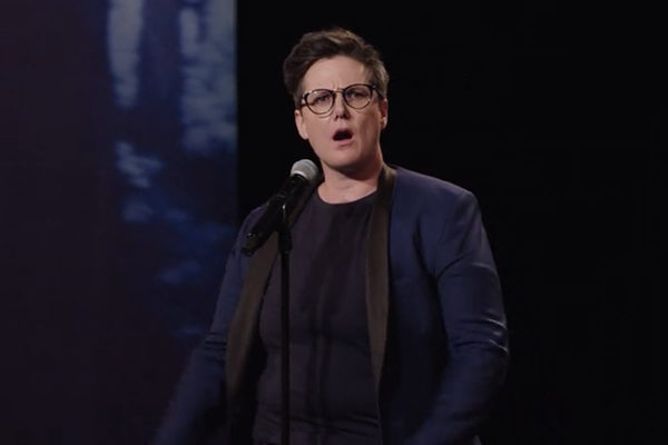 Hannah Gadsby, gay news, Washington Blade
