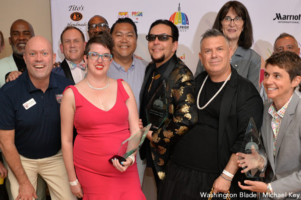 Pride Honors, gay news, Washington Blade