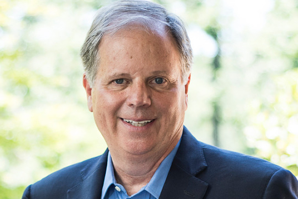 Doug Jones, gay news, Washington Blade