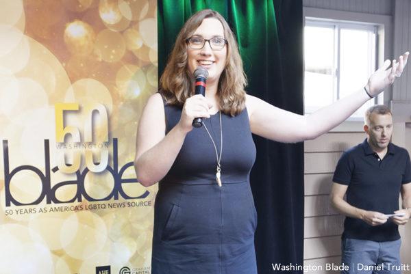 Sarah McBride, gay news, Washington Blade