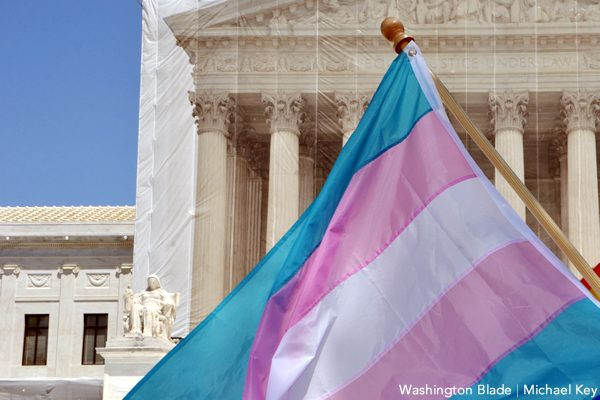 Kenda Kirby, transgender, Supreme Court, gay news, Washington Blade