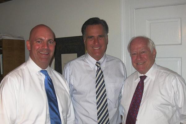 R. Clarke Cooper, Mitt Romney, Jim Kolbe, Republican Party, Election 2012, Log Cabin Republicans, gay news, Washington Blade