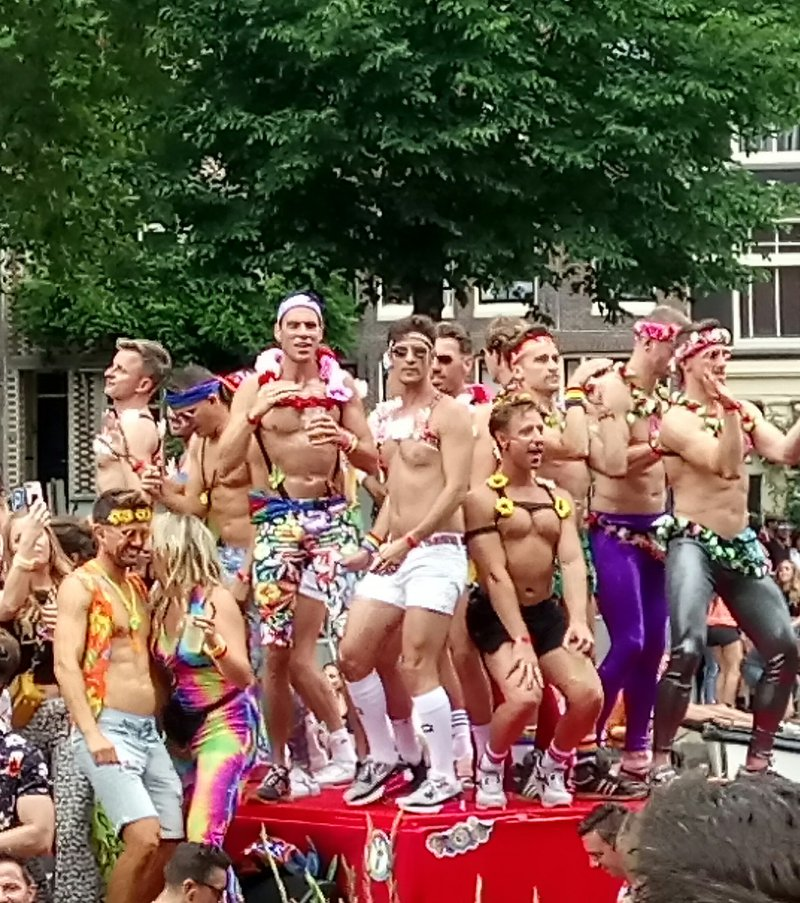 Amsterdam Pride Canal Parade