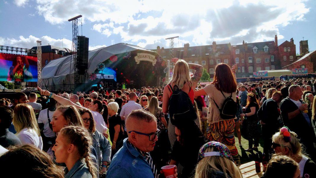 Birmingham Pride 2019