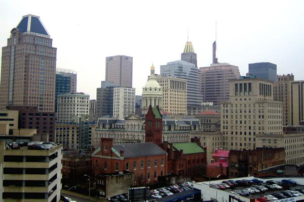2017 Corporate Equality Index, Baltimore, Maryland, gay news, Washington Blade, open walls