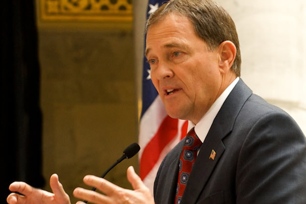 Gary Herbert, Utah, gay news, Washington Blade, Republican Party