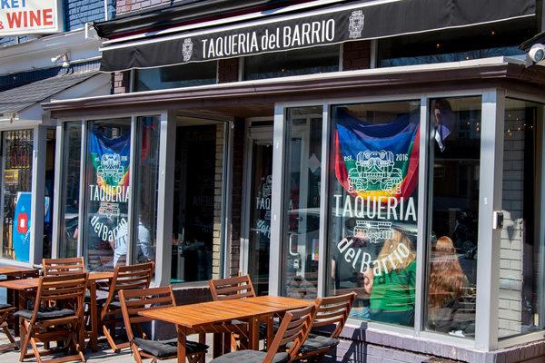 Taqueria del Barrio, gay news, Washington Blade