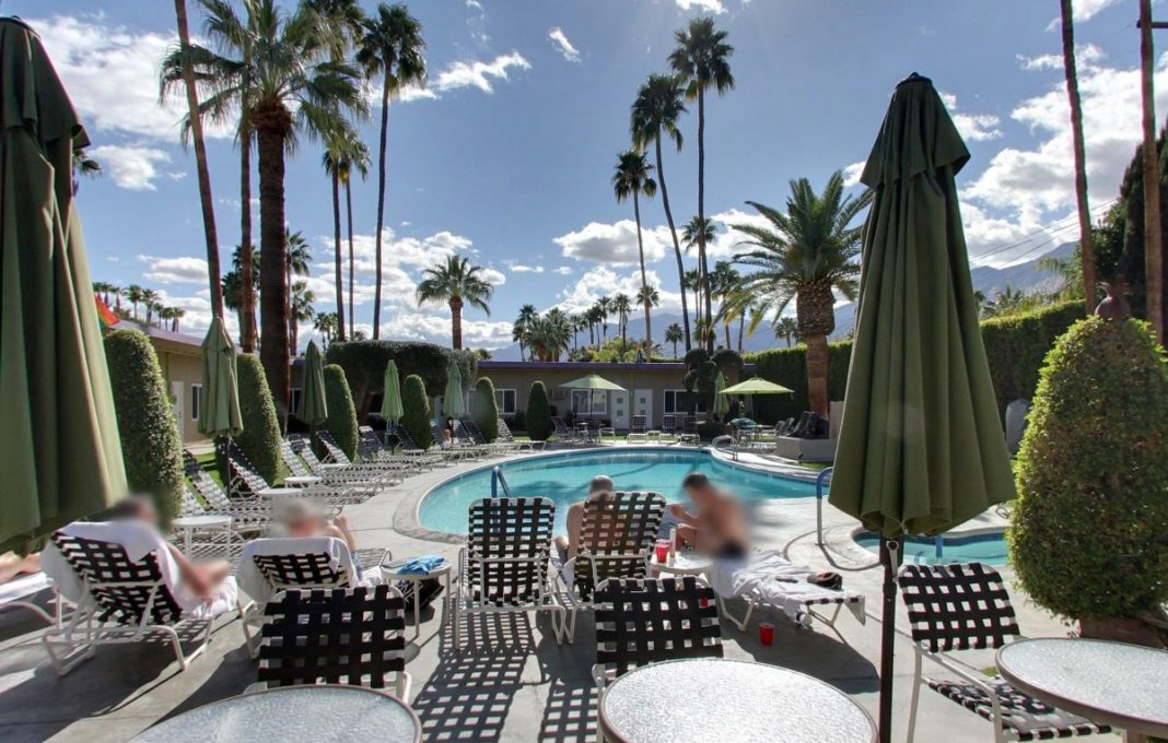 INNdulge Palm Springs To Offer Clothing-Optional Artist